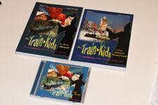 Kinder-Hörspiel: Abenteuer auf der Modellbahnanlage: Die Train-Kids, CD