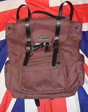 Inuck Slouch*Dr Doc Martens Oxblood Utility Backpack Bag*Skin Goth Punk Grunge*
