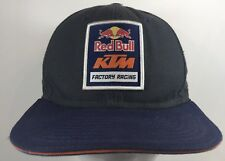 Red Bull KTM Factory Racing Patch Hat Gives You Wings New Era Cap Energy Drink