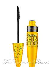 Maybelline Colossal SPIDER EFFECT Waterproof Mascara CLASSIC BLACK 222 READ