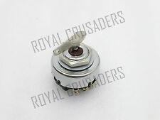 NEW JAWA CZ 125 175 250 350 3 WAY IGNITION SWITCH #J1 (CODE3297)