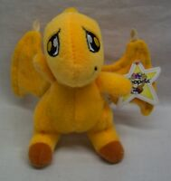 "NEOPETS ORANGE SHOYRU 4"" Plush STUFFED ANIMAL TOY McDonald's NEW w/ TAG"