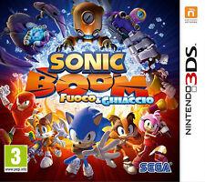 Sonic Boom Fuoco E Ghiaccio Nintendo 3DS IT IMPORT NINTENDO