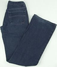 Tommy Hilfiger Hipster Flare Blue Jeans Women's Size 27 Button Fly