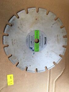 Stihl Disc Cutter Diamond Wheel 0835 099 5012 Old Stock Unused