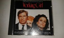 WORKING GIRL SOUNDTRACK CD CARLY SIMON SONNY ROLLINS POINTER SISTERS