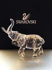 SWAROVSKI MOTHER ELEPHANT  ORIGINAL BOX AND COA