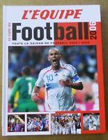 Livre du football toute la saison 2005/2006 L'équipe /N2