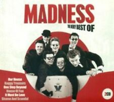 The Very Best of Madness - and 2 CD Album 32 Tracks