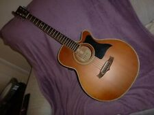 Tanglewood TW145 ASC Premier Super Folk Acoustic Guitar and Gator Case