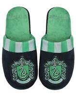 Harry Potter Hogwarts House Slytherin Men's Slippers