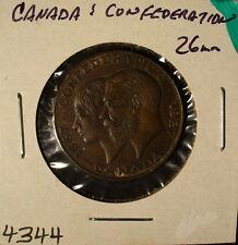 Canada Confederation Medal 1867-1927