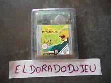 ELDORADODUJEU > DISNEY'S DINOSAUR Pour NINTENDO GAME BOY COLOR GBC VF - EUR