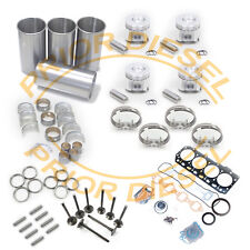 Komatsu 4D95L-1 Overhaul Rebuild Kit For PC60-5 PC60-6 PC60-7 PC75UU-1 Excavator