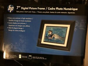 "HP df730 7"" Digital Picture Frame"