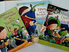 Books Harry and the Bucketful of Dinosaurs, Harry and the Dinosaurs Go Wild