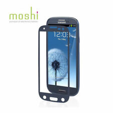 Moshi iVisor AG Screen Protector Protection for Samsung S3 S III i9300 - Blue