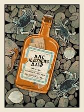 Dave Matthews Band poster Xfinity Center Mansfield, Ma 6/10/16