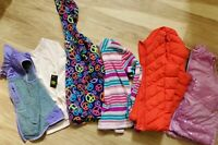Mixed Lot Of 6 Pieces Of Girls Clothes Sized 10-12.