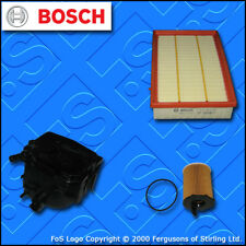 SERVICE KIT for MAZDA 3  1.6 DIESEL OIL AIR FUEL FILTERS (2003-2005)