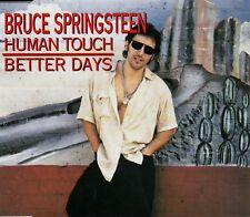 BRUCE SPRINGSTEEN : HUMAN TOUCH - BETTER DAYS / CD - TOP-ZUSTAND
