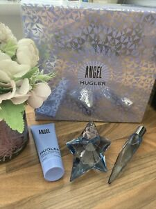 Mugler Angel Boxed Gift Set Brand-New