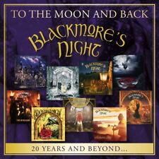 To the Moon and Back: 20 Years and Beyond * by Ritchie Blackmore/Blackmore's Night (CD, Aug-2017, 2 Discs, Minstrel Hall)
