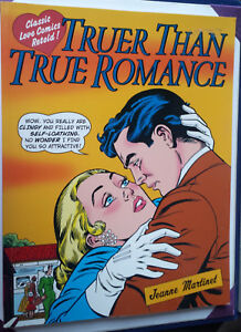 Truer Than True Romance: Love Comics Retold ~ Parody of DC Comics~ Valentine