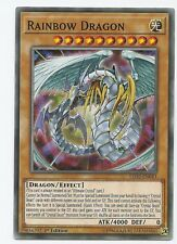 Rainbow Dragon LED2-EN043 Common Yu-Gi-Oh Card English 1st Edition New