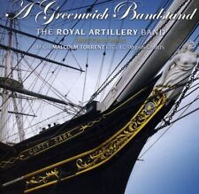 The Royal Artillery Band - A Greenwich Bandstand [CD]