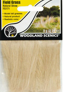 Woodland Scenics Field Grass - Natural Straw