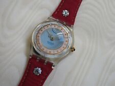 SWATCH ROI SOLEIL GZ127 LIMITED EDITION 1993 CHRISTMAS SPECIAL BOXED UNWORN