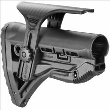 Mako GL-SHOCKCP Recoil Reducing Stock w/ Adjustable Cheek Piece - Black