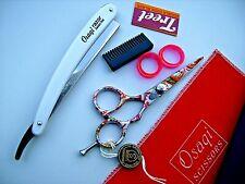 "30 Days Warranty_Osaqi  5"" Hairdressing  Hair  Scissors/Free 2 in 1 Razor"