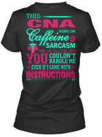 Cna- You Couldnt Handle Me - This Can Runs On Gildan Women's Tee T-Shirt