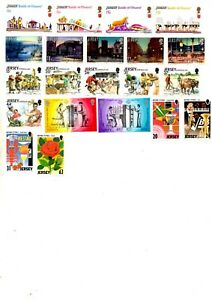 channel islands stamps, jersey