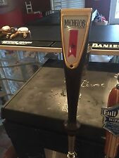 Large Rare Vintage Michelob Draught Beer Tap Wood Handle  Handle Man Cave Piece