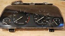 91 Acura Integra OEM odometer gauge cluster speedometer M/T 190K miles