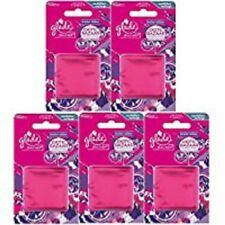 Glade by Brise Air Freshener Discreet Refills Exotic Bazaar Fragrance 5x Refill
