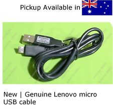 New & Genuine Lenovo Micro USB 2.0 Data charging Cable 1m for Android devices
