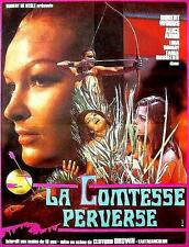 LA COMTESSE PERVERSE (1974) * with switchable English and Spanish subtitles *