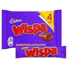 Cadbury Wispa - 4 x 30g (0.26lbs)
