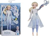 Disney Frozen 2 Elsa Magical Discovery Doll with Lights and Sounds Ages 3+ Toy