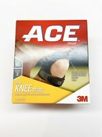 3M ACE Adjustable Dual Knee Strap Support Level 2 Gel Support Pads