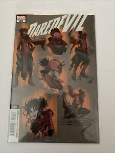Daredevil #25 1st Elektra As Daredevil (2nd Print Design Variant) 1:25 Comic