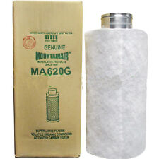 """6""""/500 MOUNTAIN AIR CARBON FILTER-HYDROPONICS"""