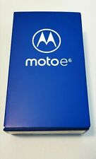 Brand New SEALED Motorola Moto e6 16GB/2GB RAM Starry Black UNLOCKED