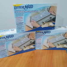 NEW LitterMaid Waste Receptacles for Automatic Litter Box, 36 Count, New in Box
