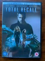 Total Recall DVD 2012 Sci-Fi Remake Mit Colin Farrell + Kate Bekinsale