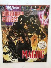 DC COMICS Super Hero Figure Collection Issue 86 Magog Eaglemoss Magazine